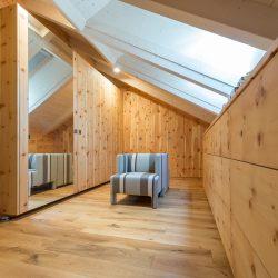 Ein Haus ganz aus Holz