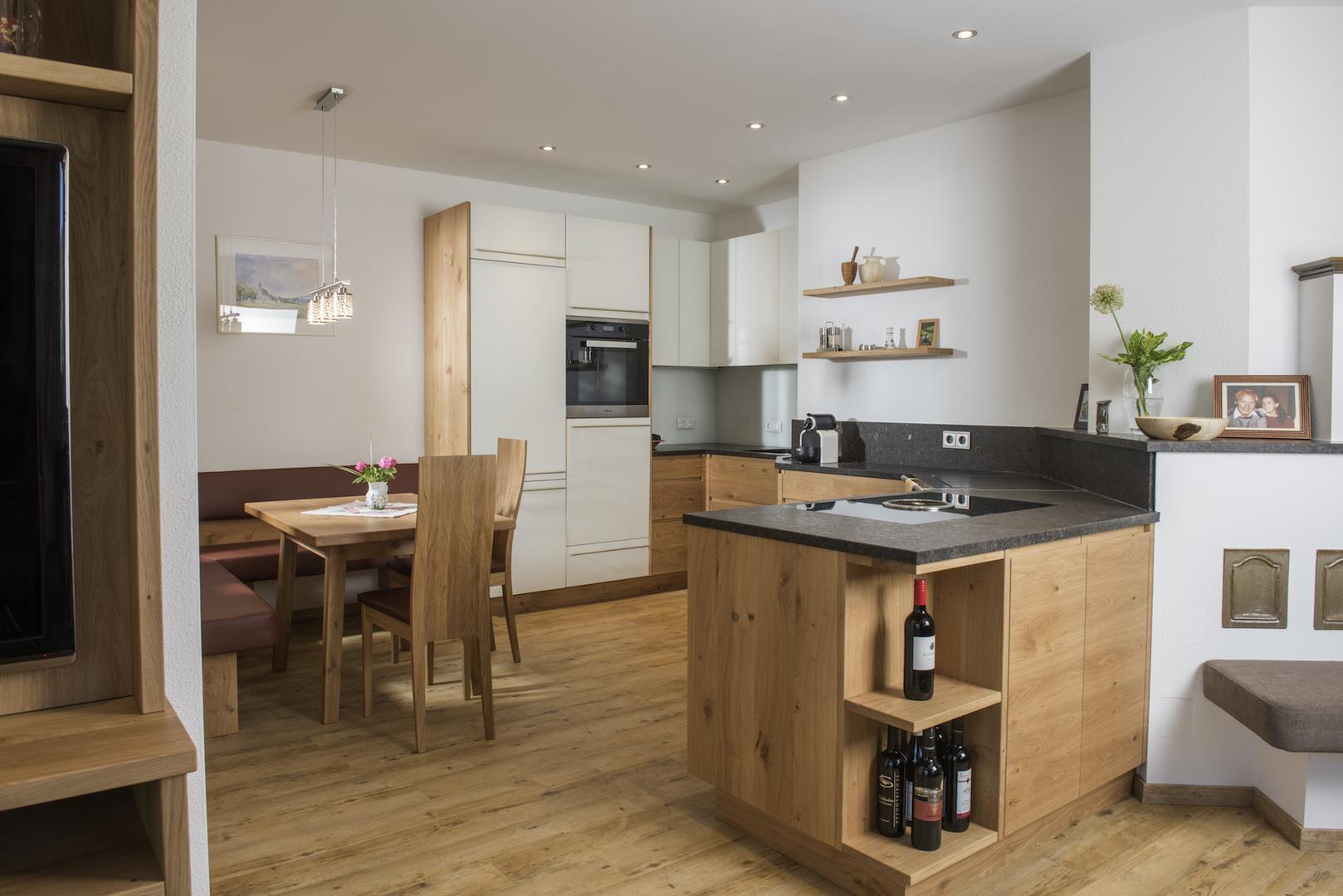 """Ein Haus mit """"allzeit bereiter Küche"""""""