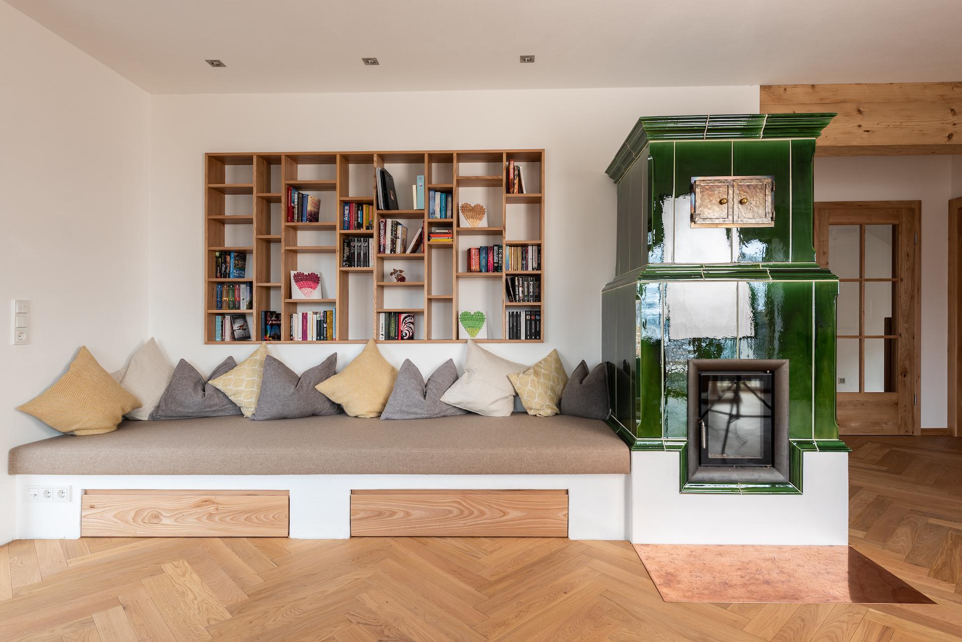 Ein Haus, in dem jeder gerne wohnen möchte