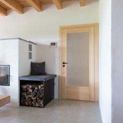 Ein Haus aus eigenem Holz